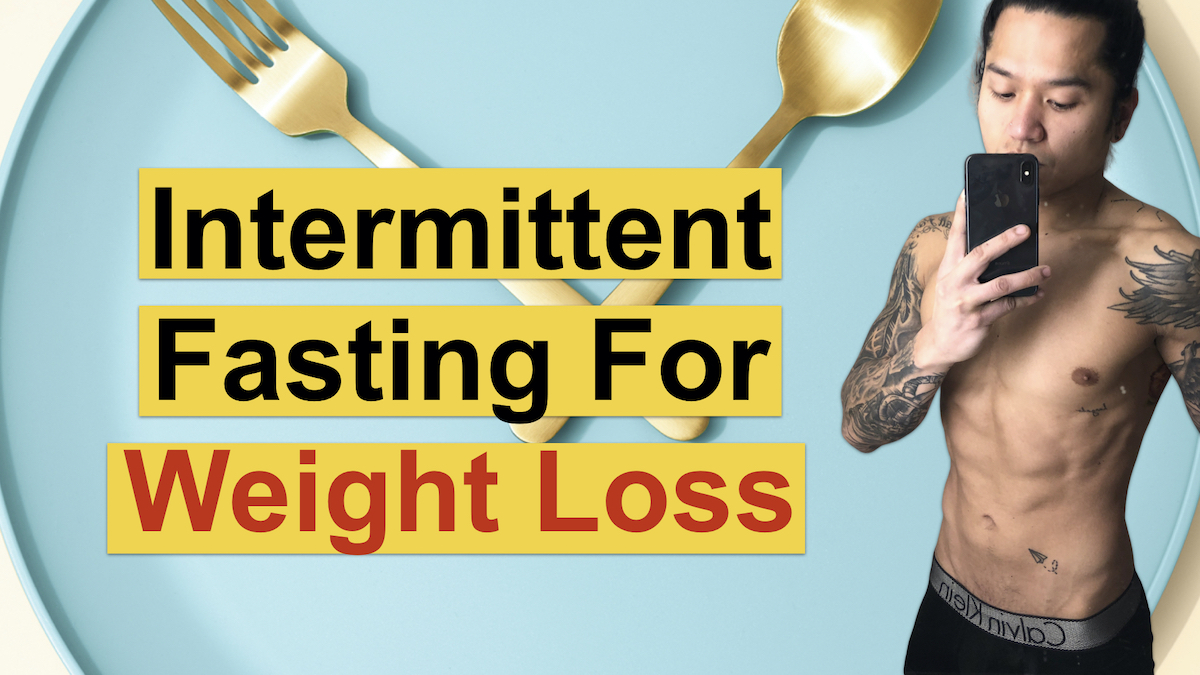 how to fast properly to lose weight