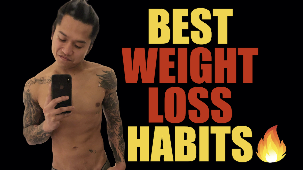best weight loss habits