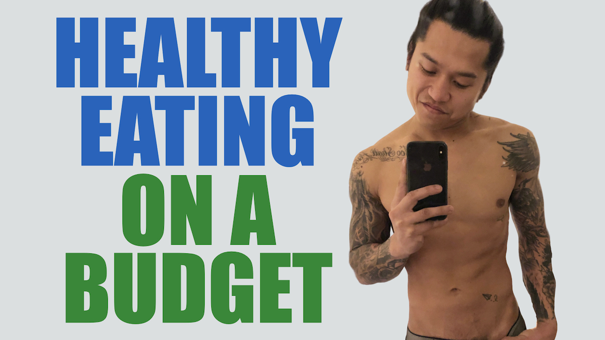 HOW TO EAT HEALTHY ON A BUDGET and lose weight