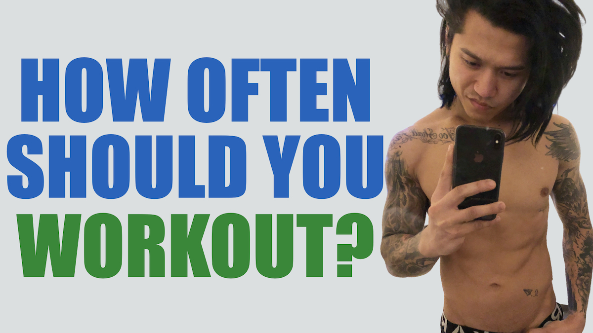 HOW OFTEN SHOULD YOU WORKOUT to lose weight